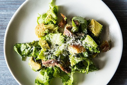 Make Your Own AvocadoCaesar