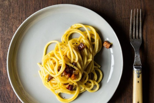 Spaghetti Carbonara Recipe on Food52