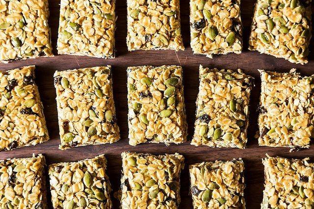 How to Make 5-Minute, No-Bake Granola Bars