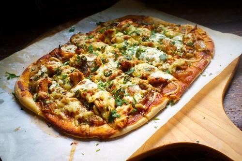 Barbecue ChickenPizza
