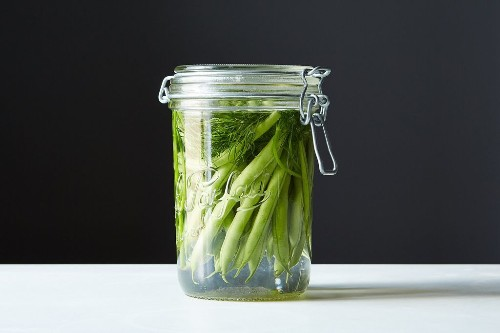 How to Make Fermented Green Beans