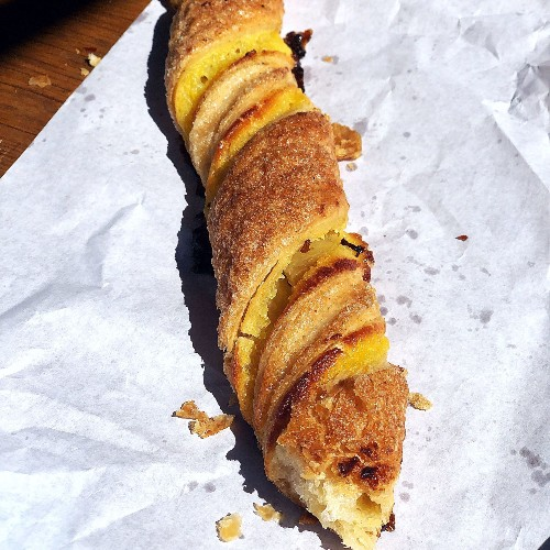 This Foot-Long French Pastry Is the Best Thing I Ate in Paris