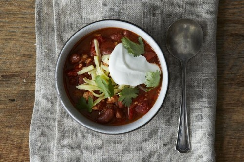 Best Ever Turkey Chili Recipe on Food52
