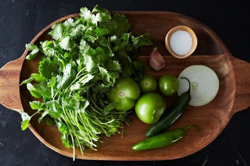 Cooked SalsaVerde