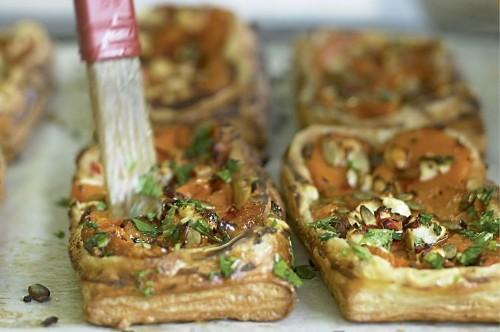 Yotam Ottolenghi's Sweet PotatoGalettes
