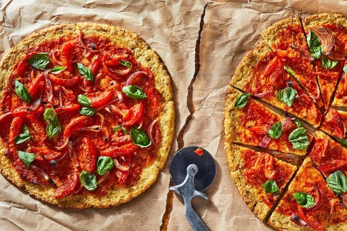 A Cauliflower Pizza So Delicious, You Won't Miss theDough