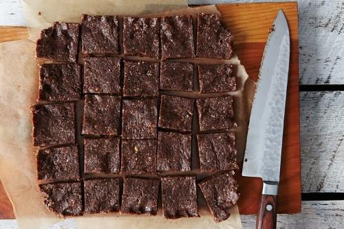 Raw Vegan Chocolate CoconutBars