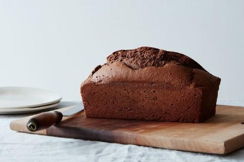 Wake-Up Cocoa Quick Bread Recipe on Food52