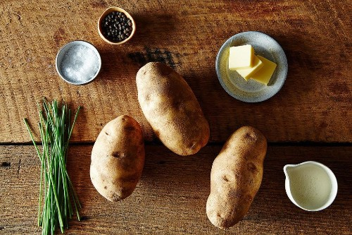 How to Make Mashed Potatoes Without a Recipe