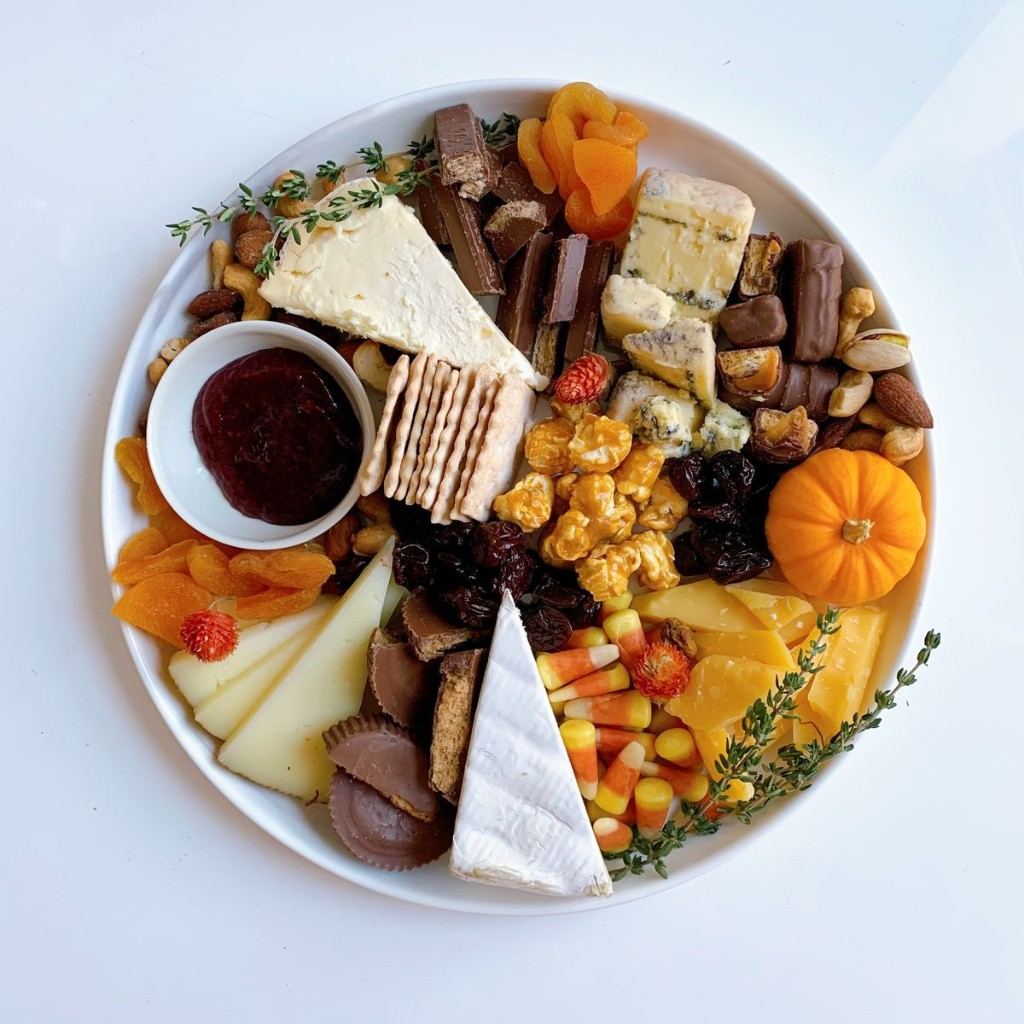 How to Pair Cheese With Halloween Candy (Because We All Need a Little Fun)
