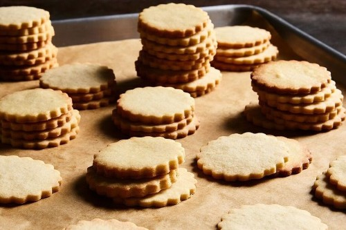 Iconic Parisian Butter Cookies—With a Subtle (But Tasty)Tweak