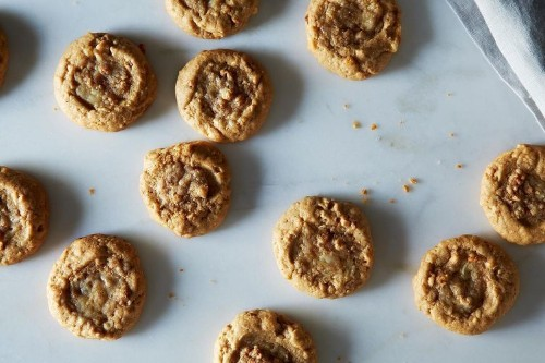 PB & C (Peanut Butter and Cheese)Cookies