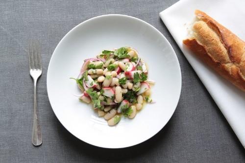 White Bean Salad withTarragon