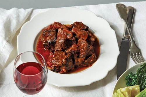 Martha Stewart's Instant Pot Beef Stew With Dijon &Tomato