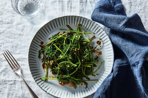A Secret Path to More Exciting Green Salads (& the Best Vinaigrette)