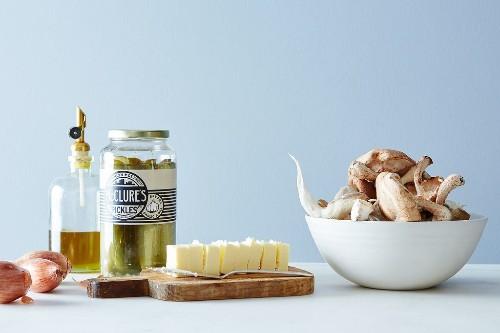 The Genius Secret Ingredient Your Sautéed Mushrooms AreMissing