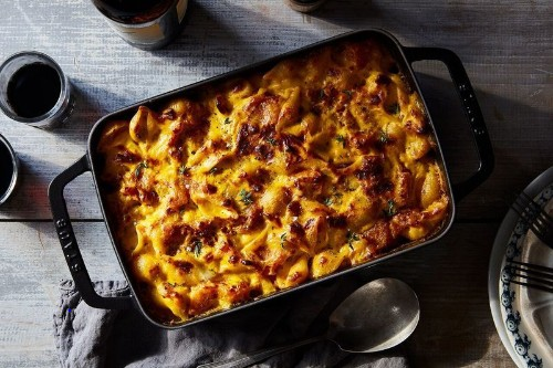 Cozy Up to the Baked Pasta of YourDreams