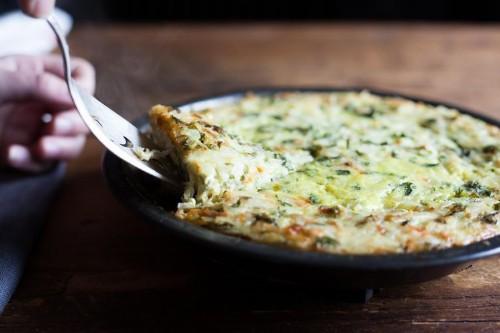 Summer Succotash + Green Rice