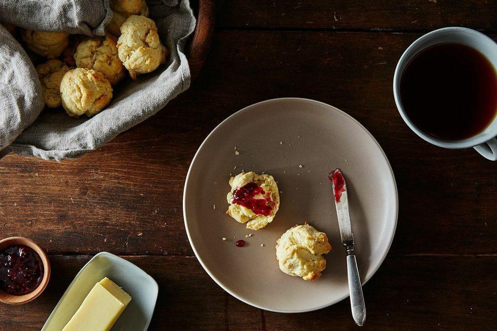 King Arthur Flour's Never-Fail Biscuits