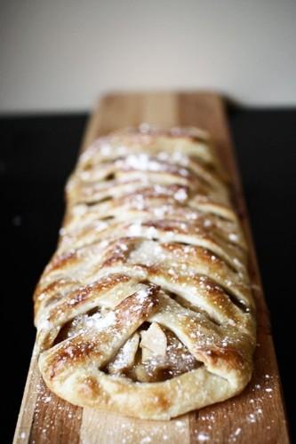 Apple Danish Recipe - Homemade Apples & Cinnamon Pastry Braid - Food52