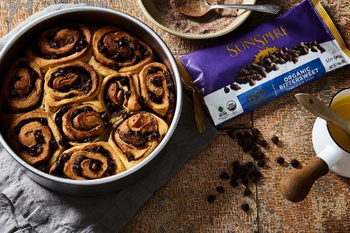No-Frosting Spiced Sweet Rolls—Just Like My MomMade
