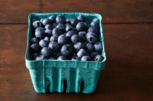 Blueberry Fool withYogurt