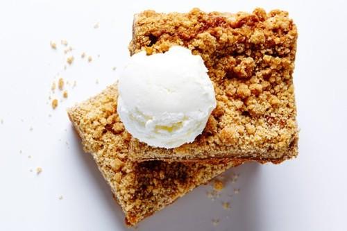Apple Pie Bars Recipe on Food52