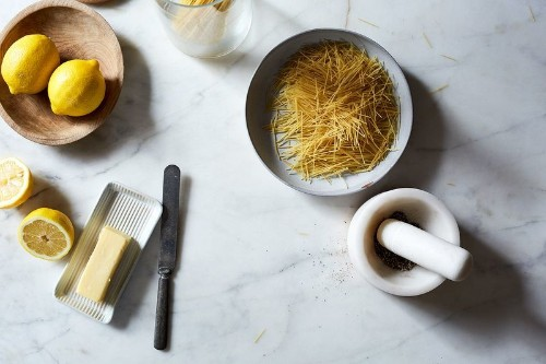 This 10-Minute Bare-Pantry Pasta is Your New Instant ComfortFood