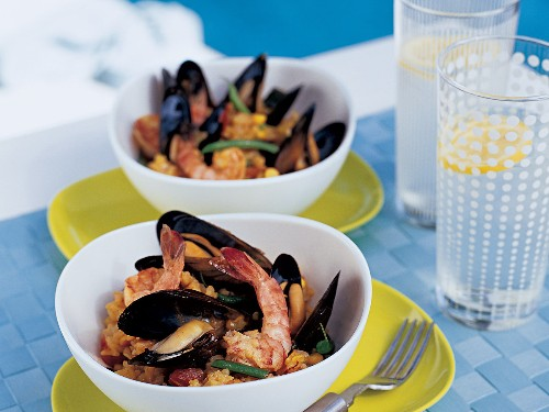 5 Recipes for National Paella Day