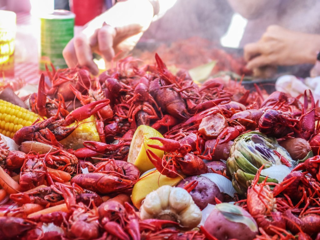 Crabs, Crawfish & Lobsters - Cover