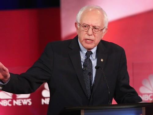 Bernie Sanders Was Paleo 'Before Paleo Was a Thing'