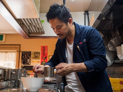 The World's First Michelin-Starred Ramen Shop Just Opened in the U.S.
