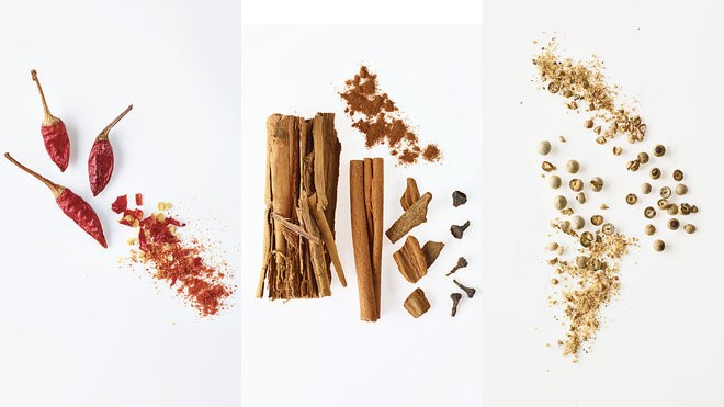 Spices - Magazine cover