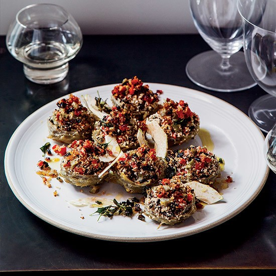 7 Artichoke Heart Recipes We Heart
