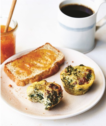 This grab-and-go breakfast is so easy—and you can make multiple servings ahead of time.