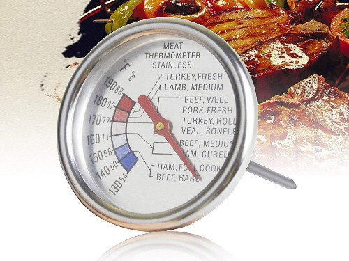 The Best Meat Thermometers on Amazon, According to Thousands of Reviews