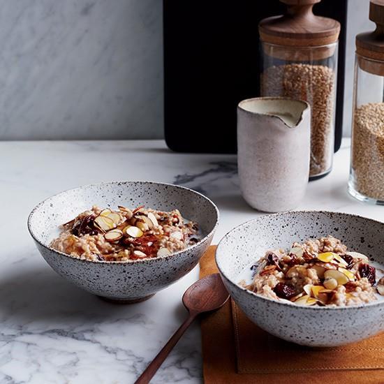 5 Healthy Make-Ahead Breakfasts