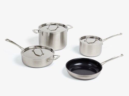 This Cookware Is Made In the Same Factory as All-Clad, But It Costs So Much Less