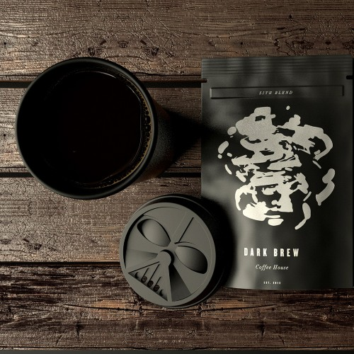 Star Wars Coffee For a Brew as Dark as Vader's Heart