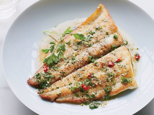 Fish fillets aren't evenly shaped. Here's how to solve for that problem: