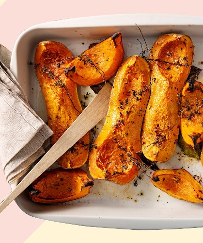 The Best Way to Roast Butternut Squash Is Also the Easiest, Here's How