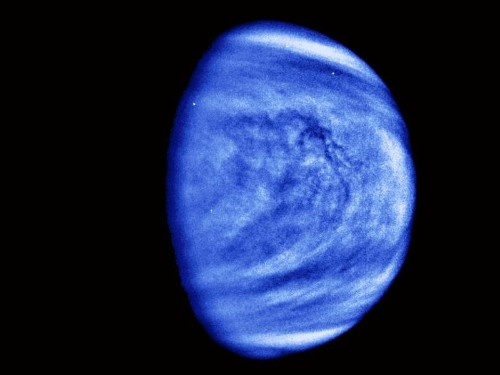 Venus Likely Had Past Life; Next Step Is Finding It