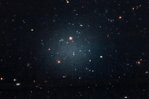 Mysterious Galaxy Measured Exquisitely, And Contains No Dark Matter At All