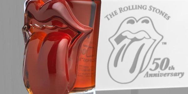 Suntory's Rolling Stones Bottle From 2012 is Expected to Sell For $44k at Auction