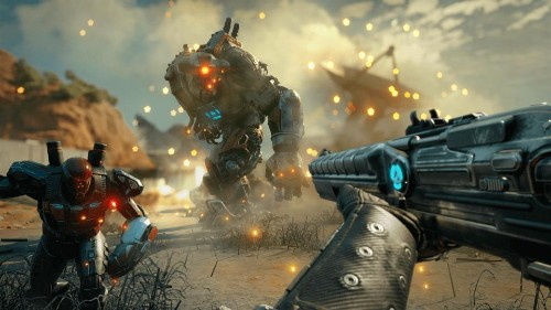 PSA: 'Rage 2' Gets Much Better After Its Boring First Hour And Tutorial