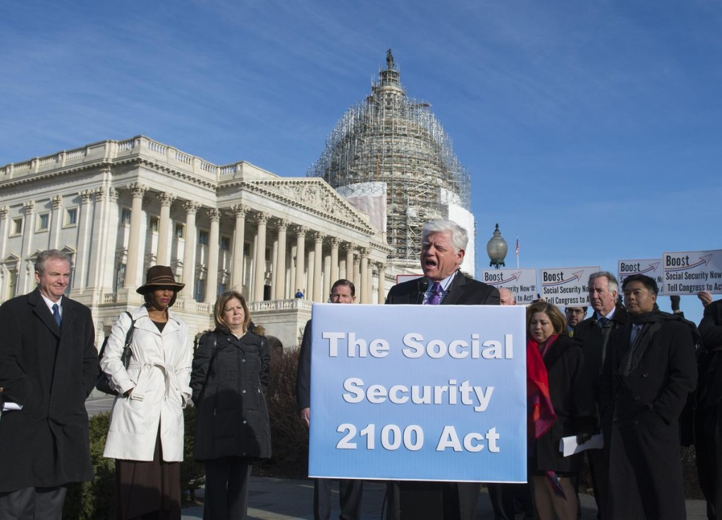 On Social Security, Democrats Have The Courage Of Their Convictions. Republicans? Not So Much