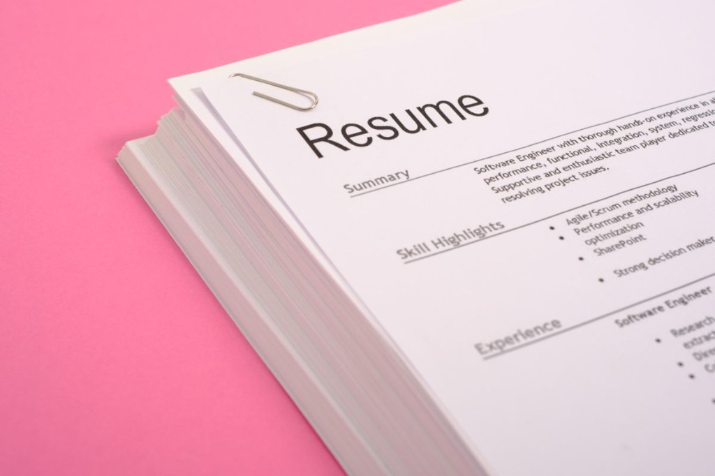 Time To Update Your Résumé—Here's One Secret To Use