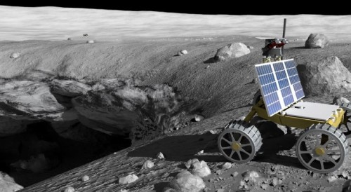 NASA Invests In Long-Term Stay On Moon And Asteroid Mining