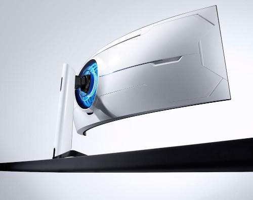 Samsung Unveils New Ultra-Curvy, High-Performance QLED Gaming Monitors