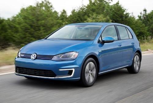 2015 Volkswagen e-Golf: Volkswagen Enters the Electric Car Game